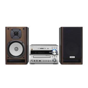 ONKYO ハイレゾ対応コンポ X-NFR7TX CD/SD/USBレシーバーシステム|den-mart