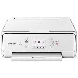 Canon インクジェット複合機 TS-6030-WH ホワイト PIXUS|den-mart