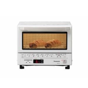 パナソニック トースター NB-DT51-W コンパクトオーブン|den-mart