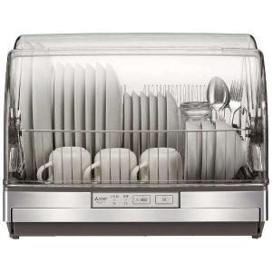 三菱電機 食器乾燥器 TK-ST11-H ステンレスグレー|den-mart