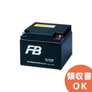12m17W 古河電池製 小型制御弁鉛蓄電池 mシリーズ|denchiya