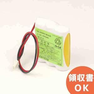 コネクタなし 3N-1300SC 相当 3N-1200SCK 相当品 SANYO製相当品 組電池製作バッテリー 設備時計用バッテリー 等用 3.6V1300mAh|denchiya