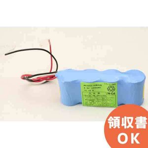 4N1200SC-SA相当品 SANYO製相当品 リード線のみ 組電池製作バッテリー 4.8V1200mAh|denchiya