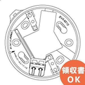 BVK4010 パナソニック製 感知器ベース 確認灯付速結式感知器ベース(コネクタなし)|denchiya