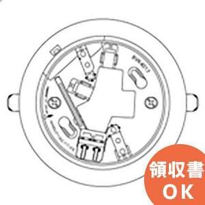 BVK4017パナソニック製 確認灯付速結式感知器ベース埋込型(コネクタなし)|denchiya