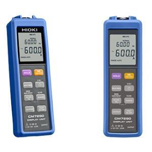 CM7290 日置電機 HIOKI 電流センサ用ディスプレイ付電源 CT7000シリーズ・カレントセ...