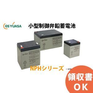 【受注品】NPH12-12  GSユアサ製 小形制御弁式鉛蓄電池  高率放電タイプ NPHシリーズ【キャンセル返品不可】|denchiya
