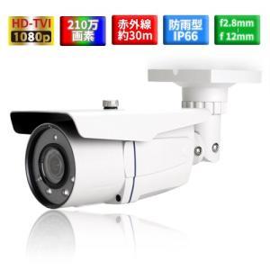 ITC-DG205II I.T.S 先進のHD-TVIシステム採用 フルハイビジョン210万画素バリフォーカルレンズ採用防雨型赤外線防犯カメラ|denchiya