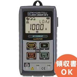 7月おすすめ  共立電気計器 KEW 5010| KYORITSU ロガー 電気計測器 すぐ届|denchiya