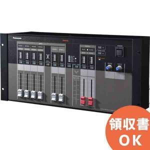 【代引不可】WR-PU100 パナソニック 音響設備 デジタルミキサーWR-DX100用ミキサー操作ユニット|denchiya