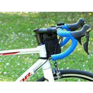 POTA BIKE(ポタバイク) ステムサイドポーチ 自転車用ハンドルポーチ/ドリンクホルダー|denden|04