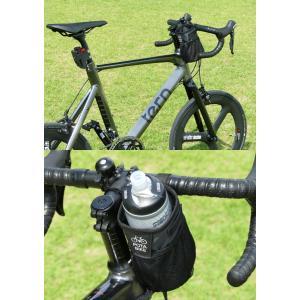 POTA BIKE(ポタバイク) ステムサイドポーチ 自転車用ハンドルポーチ/ドリンクホルダー|denden|07