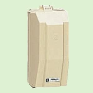 未来工業 ウオルボックス プラスチック製防雨スイッチボックス タテ型 ベージュ WB-1J|dendenichiba