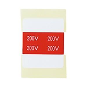 パナソニック 200V赤ラベル スマートコスモ コンパクト21用 補修部品 4枚セット BQ60308041|dendenichiba