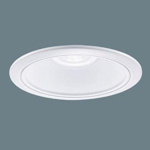 パナソニック LEDダウンライト M形 プレーン(一般タイプ) 非調光タイプ FDL27形器具相当 電球色 浅型 拡散タイプ 埋込穴φ150mm XNDN1068WLKLE9|dendenichiba