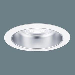 パナソニック LEDダウンライト LED2000形 HID400形器具相当 埋込穴φ200 プレーン 調光タイプ 白色 拡散80° XND9995SWKLR9|dendenichiba