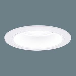 パナソニック LEDダウンライト LED250形 水銀灯100形器具相当 埋込穴φ100 プレーン 調光タイプ 白色 広角50° ホワイト反射板 XND2530WWLZ9|dendenichiba