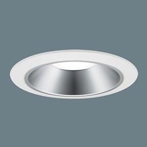 パナソニック LEDダウンライト LED250形 水銀灯100形器具相当 埋込穴φ125 調光タイプ プレーン 白色 広角50° 銀色鏡面反射板 XND2550SWLZ9|dendenichiba