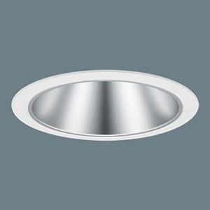 パナソニック LEDダウンライト LED250形 水銀灯100形器具相当 埋込穴φ150 コンフォート 調光タイプ 白色 広角45° 銀色鏡面反射板 XND2562SWLZ9|dendenichiba