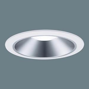 パナソニック LEDダウンライト LED100形 FDL27形器具相当 埋込穴φ150 プレーン 電球色 2700K 拡散85° 銀色鏡面反射板 XND1061SYLE9|dendenichiba