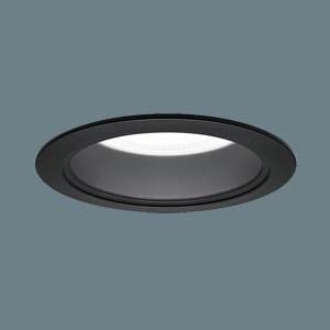パナソニック LEDダウンライト LED60形 白熱灯60形器具相当 埋込穴φ75 白色 広角45° ブラック XND0600BWLE9|dendenichiba
