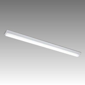 東芝 LEDベースライト TENQOOシリーズ 40タイプ 直付形 W120 一般タイプ 4000lmタイプ FLR40形×2灯用省電力タイプ 昼白色 非調光タイプ LEKT412403N-LS9|dendenichiba