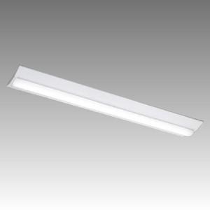 東芝 10台セット LEDベースライト TENQOOシリーズ 40タイプ 直付形 W230 一般 5200lm Hf32形×2灯用定格出力形器具相当 昼白色 非調光 LEKT423523N-LS9_set|dendenichiba