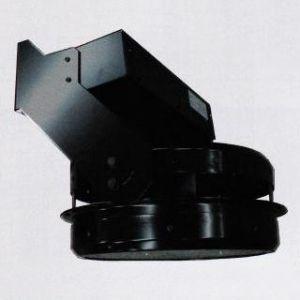 日立 高天井用LED器具 壁直付形 400Wクラス 点灯方式:連続調光形 配光角:60° MVE14...