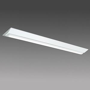 三菱 LEDライトユニット形ベースライト Myシリーズ 40形 直付形 逆富士タイプ W230 一般タイプ FLR40形×2灯器具 節電タイプ 昼白色 MY-V440331/NAHTN|dendenichiba