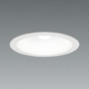 遠藤照明 LEDベースダウンライト LEDZ LAMPシリーズ フロストクリプトン球60W形相当 昼白色 E17 LEDランプセット 埋込穴φ125 白コーン ERD5717W+RAD-714N dendenichiba