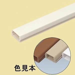 未来工業 プラモール(VVFケーブル用モール) 1号 ベージュ PML-1J dendenichiba