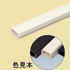 未来工業 テープ付プラモール(VVF用)2号ミルキーホワイト PML2-MT|dendenichiba