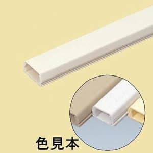 未来工業 テープ付プラモール(VVF用)1号 カベ白 PML1-WT|dendenichiba