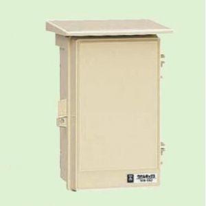 未来工業 ウオルボックス プラスチック製防雨スイッチボックス タテ型 屋根付 ベージュ WB-2AJ|dendenichiba