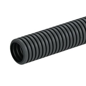 未来工業 PF管 ミラフレキSS 外径Φ23.0mm 内径Φ16mm 長さ50m 黒 MFS-16K|dendenichiba