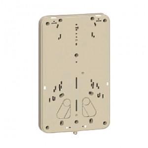 未来工業 積算電力計・計器箱取付板 1個用 ベージュ BP-2J|dendenichiba