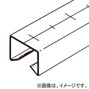 ネグロス電工 ダクターチャンネル ワールドダクター D1タイプ 定尺2m 溶融亜鉛めっき鋼板 D1-2M dendenichiba
