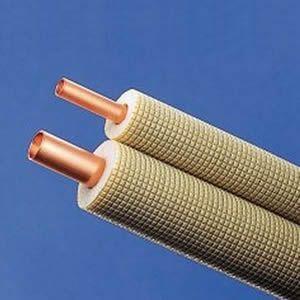 因幡電工 2巻セット エアコン配管用被覆銅管 ペアコイル 2分3分 20m HPC-2320_set|dendenichiba