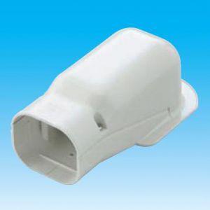 【特長】●壁面から配管を取り出す際に使用するパーツです。 ●配管サイズより大きな貫通穴でも、美観を損...