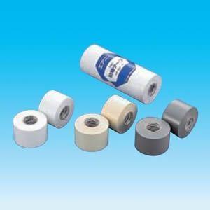 因幡電工 お買い得品 4巻セット 粘着テープ標準厚タイプ 50mm×20m アイボリー HF-50-I_4set|dendenichiba