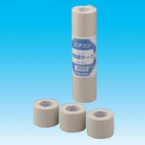 因幡電工 お買い得品 5巻セット 非粘着テープ 50mm×18m アイボリー HN-50-I_5set|dendenichiba