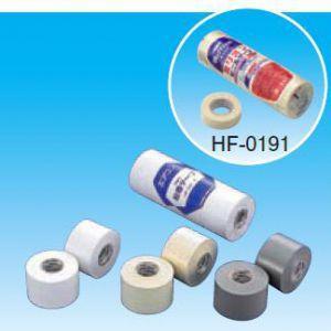 因幡電工 お買い得品 10巻セット 粘着テープ標準厚タイプ 19mm×10m NEWアイボリー HF-0191-NI_10set|dendenichiba