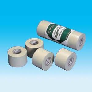 因幡電工 お買い得品 4巻セット 粘着テープ薄厚タイプ 50mm×20m アイボリー HV-50-I_4set|dendenichiba