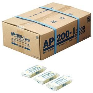 因幡電工 ケース販売 100個セット エアコン用シールパテ アイボリー 200g AP-200-I_set|dendenichiba