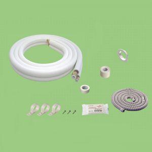 関東器材 配管セット(部品入り) 2分3分 3m 3P-FSP|dendenichiba