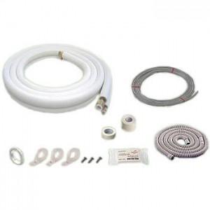 関東器材 配管セット 電線・部品入り 2分3分 6m 6P-203SP|dendenichiba