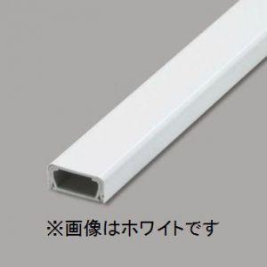マサル工業 メタルエフモール 金属被覆樹脂製配線カバー A型 1.8m ミルキーホワイト MFT1183|dendenichiba