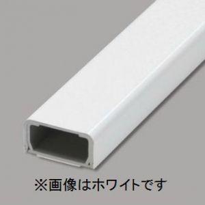 マサル工業 メタルエフモール 金属被覆樹脂製配線カバー B型 1.8m ミルキーホワイト MFT2183|dendenichiba
