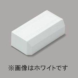 マサル工業 エンド 1号 ホワイト ニュー・エフモール 付属品 SFME12