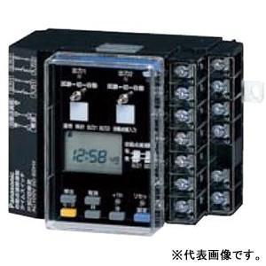 【仕様】●形状:盤組込用(JIS協約型・3P) ●動作周期:24時間式 ●片切2回路型 ●駆動方式:...